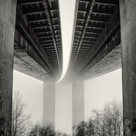 Mlha pod D1