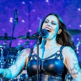 Nightwish na Metalfestu 2016