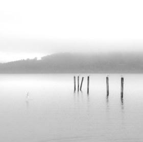 Loch Lomond po ranu