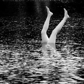 Nohy z vody