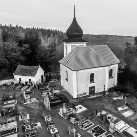 Kostel sv.Havla Ždánice