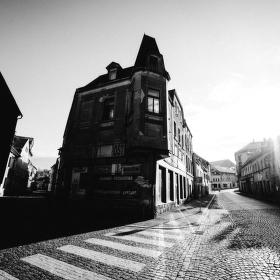 Židovská čtvrť Turnov