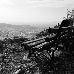 Odpočinek nad městem