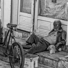 Street pauza_únava