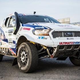 Ford Ranger Dakar Special