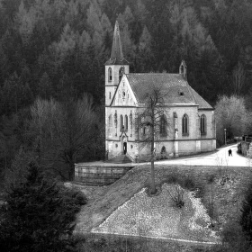 Novogotický kostel