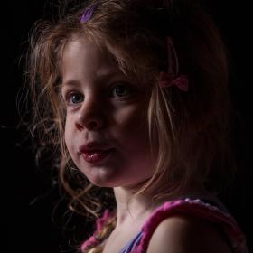 Malá modelka
