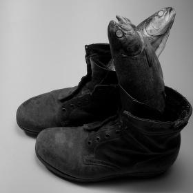 Boty starého rybáře