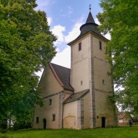 Šumavský kostelík