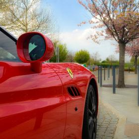 Ferrari v Brně