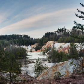 Kaolínový důl