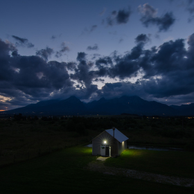 Tatranské nebe