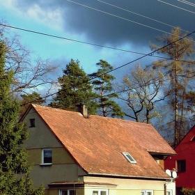 Před bouři