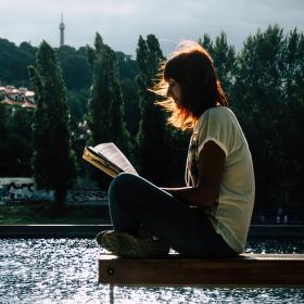 Čtenářka