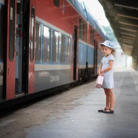 Malá velká cestovatelka