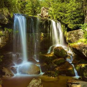 Vodopád Jedlové
