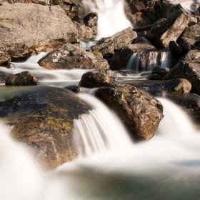 Vodopády Studeného potoka