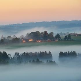 Ticho v krajině
