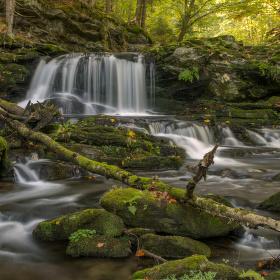 Vodopád Skalního potoka