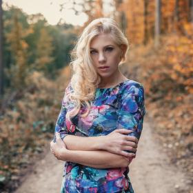 Veronika v lese