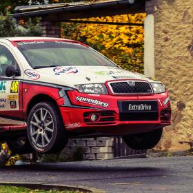 SVK Rally Příbram 2017 - Jan Hodouš
