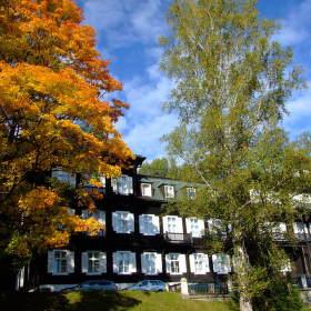 Podzimní Karlova Studánka