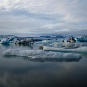 Ledovcové jezero