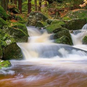 Jizerské Hory - Vodopády
