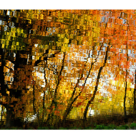 Podzim z vody.....