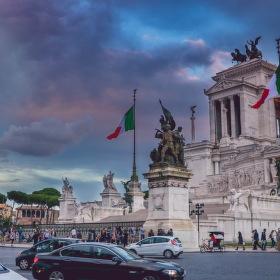 Emanuelův památník a kouzelné nebe