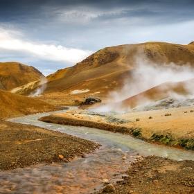 Čarodějné hory - Island
