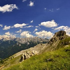 v Dolomitech