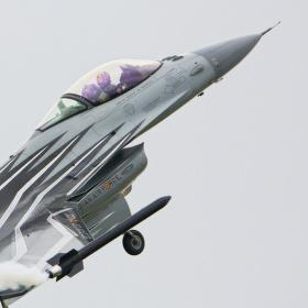 F - 16 Belgian Air Force