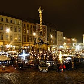 Vánoční Olomouc