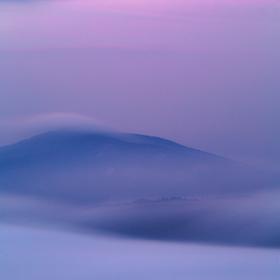 Zasněné kopce
