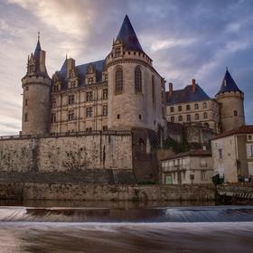 zámek La Rochefoucald
