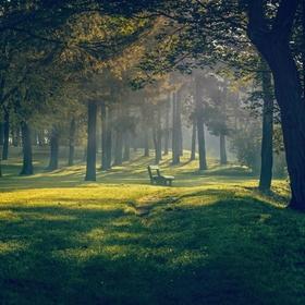 Třebíč - Hasskova zahrada