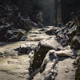 Zamrzlá Doubrava