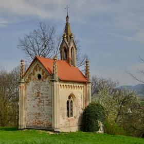 Neogotická kaplnka