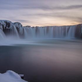 Pohádkový vodopád