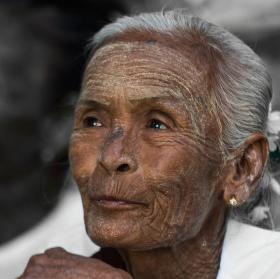 ,,Barmské stáří,,