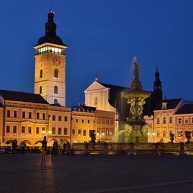 Jihočeské Benátky České Budějovice III