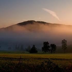 Svítání za mlhy