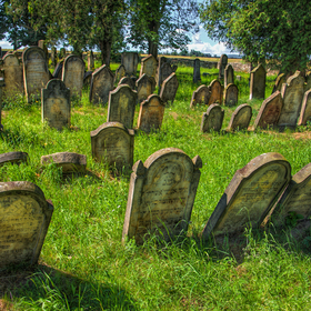 ...židovský hřbitov