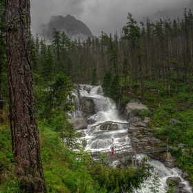 Studenovodské vodopády
