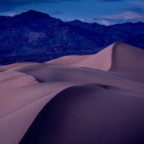 Mesquite Flat Sand Dunes | Death Valley