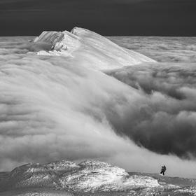 Muž a hora