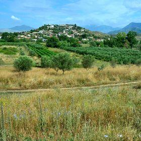 Mezopotam, obec na jihu Evropy