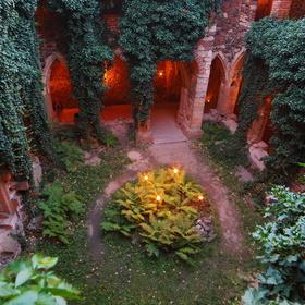 Kounice klášter rosa