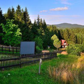 Odpoledne v osadě Černé